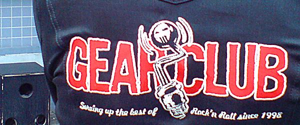 Gearclub jacket
