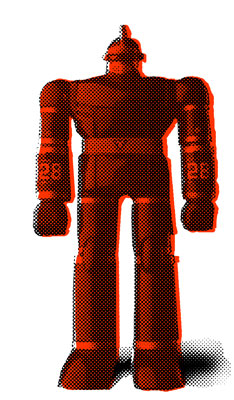 Toystore Robot