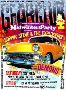 Gearclub poster