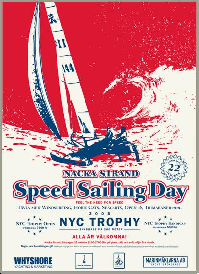 Speed Sailing affish